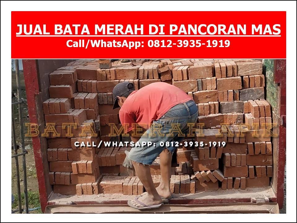 JUAL BATA MERAH DI PANCORAN MAS