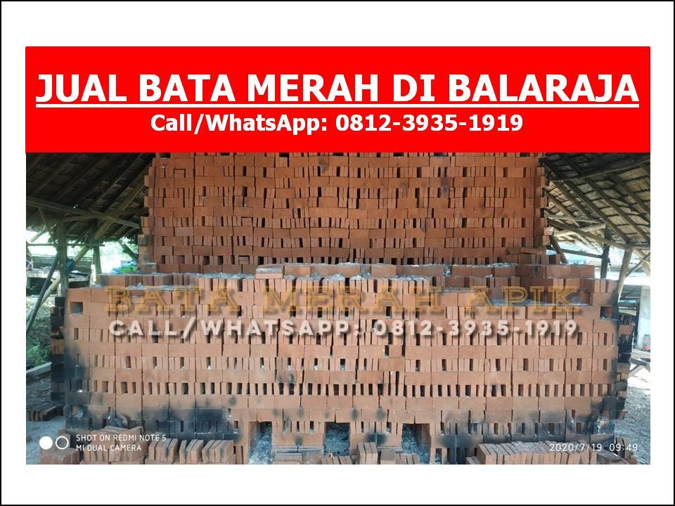 JUAL BATA MERAH DI BALARAJA