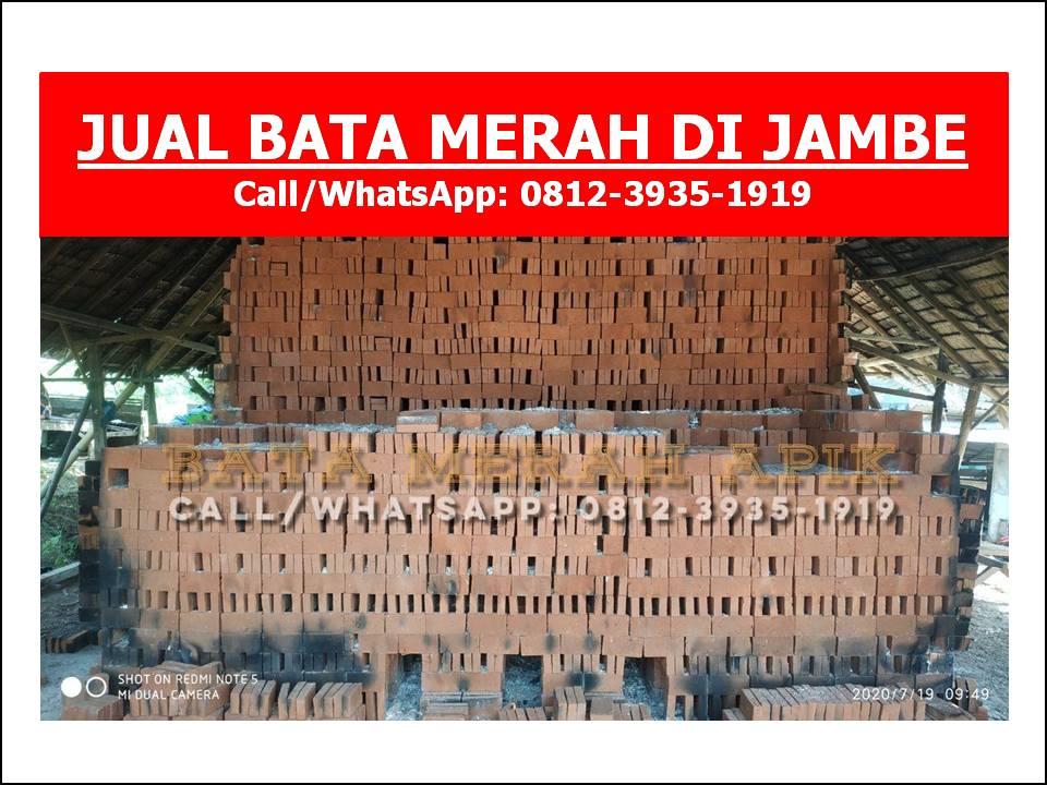 JUAL BATA MERAH DI JAMBE